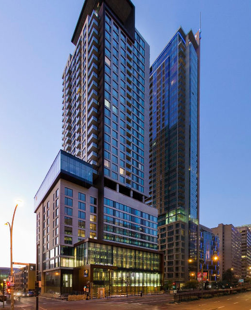AC Montreal Hotel Downtown